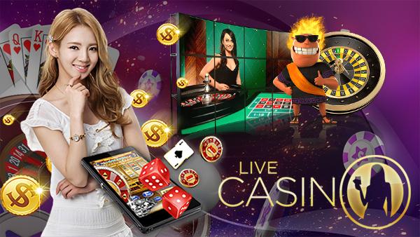 Menangkan Hadiah Jackpot Di Permainan Live Casino