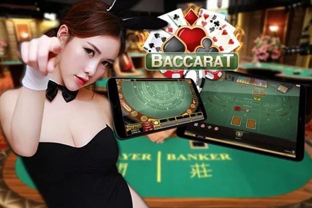 Live Baccarat Menghadirkan Live Dealer Professional
